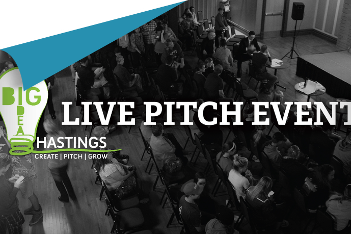 Live Pitch Event
